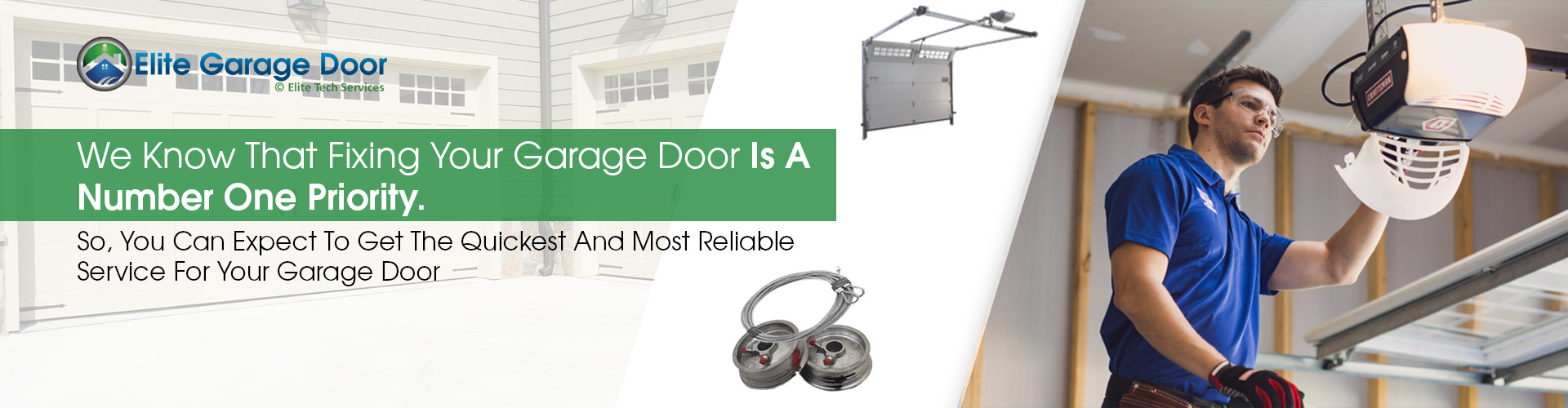 Garage Door Repair & Installation Services In Warren & Surrounding Areas