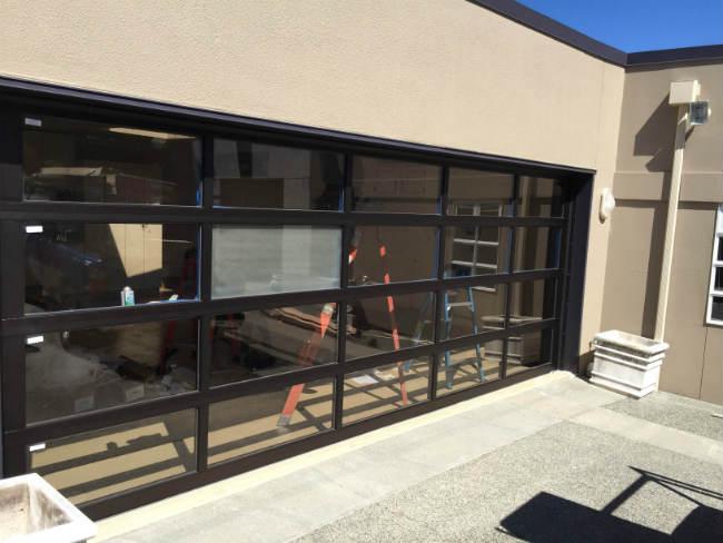 Frost Look Garage Door - Shelby Charter Township MI By Elite Elite Garage Door