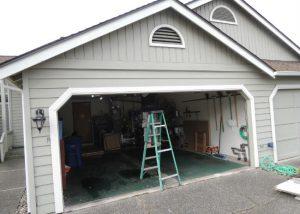 Garage Door Bent Panel Repair In Sterling Heights MI - By Elite Elite Garage Door